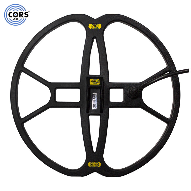 CORS Hochleistungsspule für den Fisher F11/F22/F44/F5/Gold Bug und F19