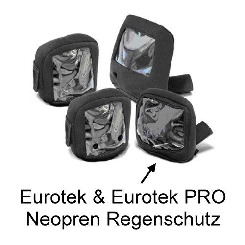Regencover für Eurotek und Eurotek PRO